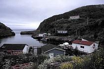 Hafeneinfahrt von Quidi Vidi