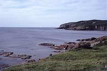Eisberg vor der Küste