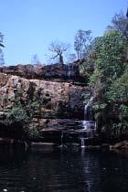 Galvans Gorge Wasserfall