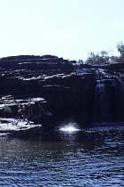 Der Manning Wasserfall.