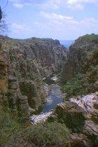 Twin Falls Gorge