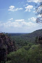 Blick von der Tabletop Range