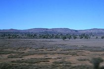 Fahrt von Adelaide nach Broken Hill