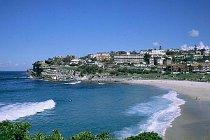 Bronte Beach und Nelson Bay