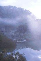 Abfluß des First Basin Sees