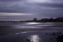 Am Strand von St Kilda