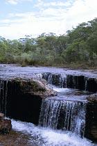 Saucepan Falls