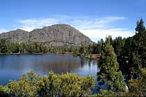 Pool of Siloam und King Davids Peak