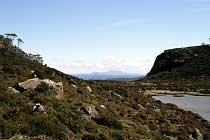 Herods Gate und Cradle Mountain