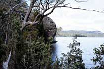 Felsen am Lake Adelaide