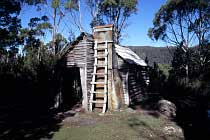Lake Meston Hut