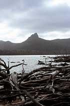 Lake St.Clair und Mt Ida
