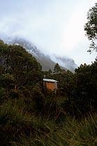 Toilette der Kia Ora Hut