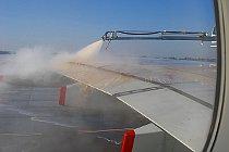 Enteisung am A380