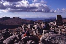 Mt. Kosciuszko, 2228m hoch
