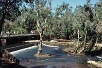 Brücke über Katherine River