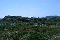 Blick zum Cannon Hill